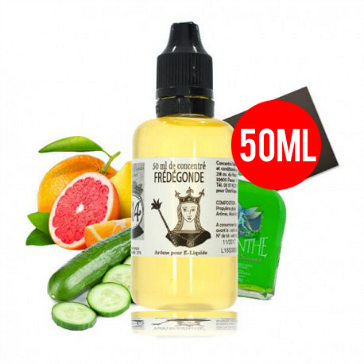 D.I.Y. - 50ml FREDEGONDE eLiquid Flavor by 814