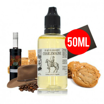 D.I.Y. - 50ml CHARLEMAGNE eLiquid Flavor by 814