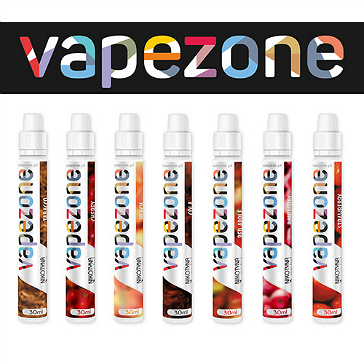 30ml CRAZY FRUIT MIX 12mg eLiquid (With Nicotine, Medium) - eLiquid by Vapezone