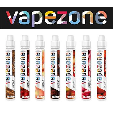 30ml PEACH 12mg eLiquid (With Nicotine, Medium) - eLiquid by Vapezone