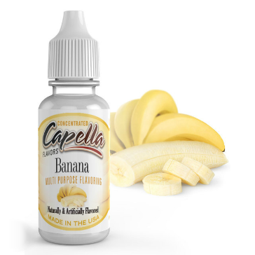 D.I.Y. - 13ml BANANA eLiquid Flavor by Capella