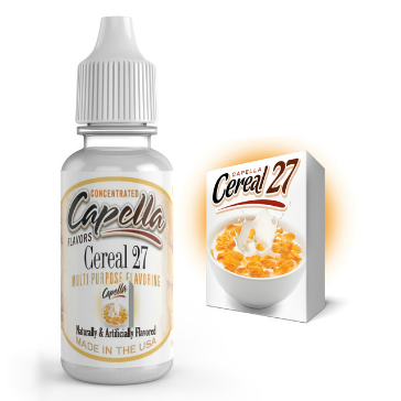 D.I.Y. - 13ml CEREAL 27 eLiquid Flavor by Capella