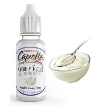 D.I.Y. - 13ml CREAMY YOGURT eLiquid Flavor by Capella