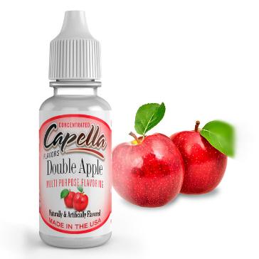 D.I.Y. - 13ml DOUBLE APPLE eLiquid Flavor by Capella
