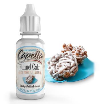 D.I.Y. - 13ml FUNNEL CAKE eLiquid Flavor by Capella