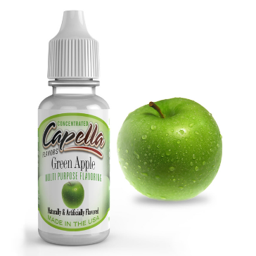 D.I.Y. - 13ml GREEN APPLE eLiquid Flavor by Capella