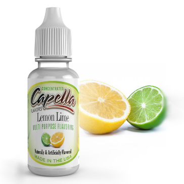 D.I.Y. - 13ml LEMON LIME eLiquid Flavor by Capella