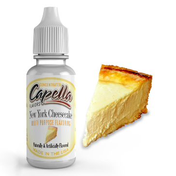 D.I.Y. - 13ml NEW YORK CHEESECAKE eLiquid Flavor by Capella