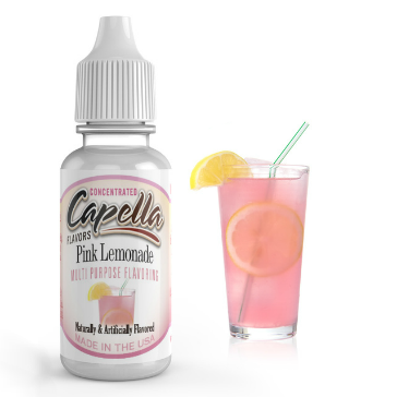 D.I.Y. - 13ml PINK LEMONADE eLiquid Flavor by Capella