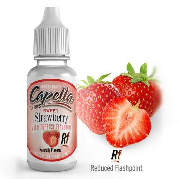 D.I.Y. - 13ml RF SWEET STRAWBERRY eLiquid Flavor by Capella