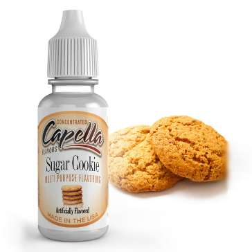 D.I.Y. - 13ml SUGAR COOKIE eLiquid Flavor by Capella