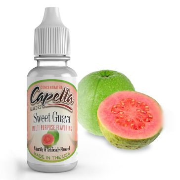 D.I.Y. - 13ml SWEET GUAVA eLiquid Flavor by Capella