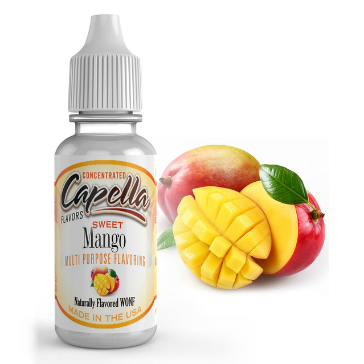 D.I.Y. - 13ml SWEET MANGO eLiquid Flavor by Capella