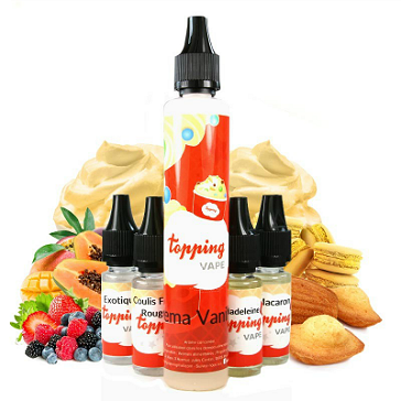 D.I.Y. - 90ml TOPPING VAPE eLiquid Flavor by Topping Vape