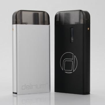 KIT - delirium Swiss & Slimbox TPD ( Black )