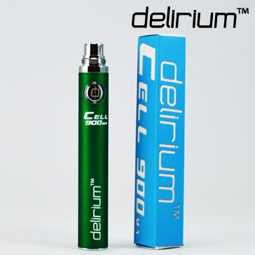 ΜΠΑΤΑΡΙΑ - DELIRIUM CELL 900mA eGo/eVod Υψηλής ποιότητας ( ΠΡΑΣΙΝΗ )