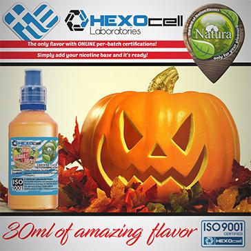 D.I.Y. - 30ml HALLOWEEN FREAK 0mg 65% VG TPD Compliant Shake & Vape eLiquid by Natura
