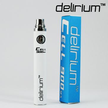 ΜΠΑΤΑΡΙΑ - DELIRIUM CELL 900mA eGo/eVod Υψηλής ποιότητας ( ΛΕΥΚΗ)