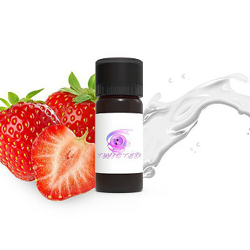 D.I.Y. - 10ml CREAMY STRAWBERRY eLiquid Flavor by Twisted Vaping