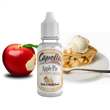 D.I.Y. - 13ml APPLE PIE eLiquid Flavor by Capella