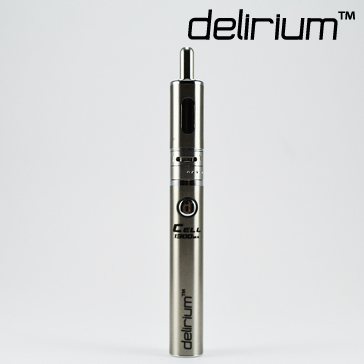 KIT - Kanger Aerotank Mow & delirium Cell 1300mAh Μπαταρία ( Μεταβλητή Ροή Αέρα eGo / eVod APV Kit - ΑΣΗΜΙ )