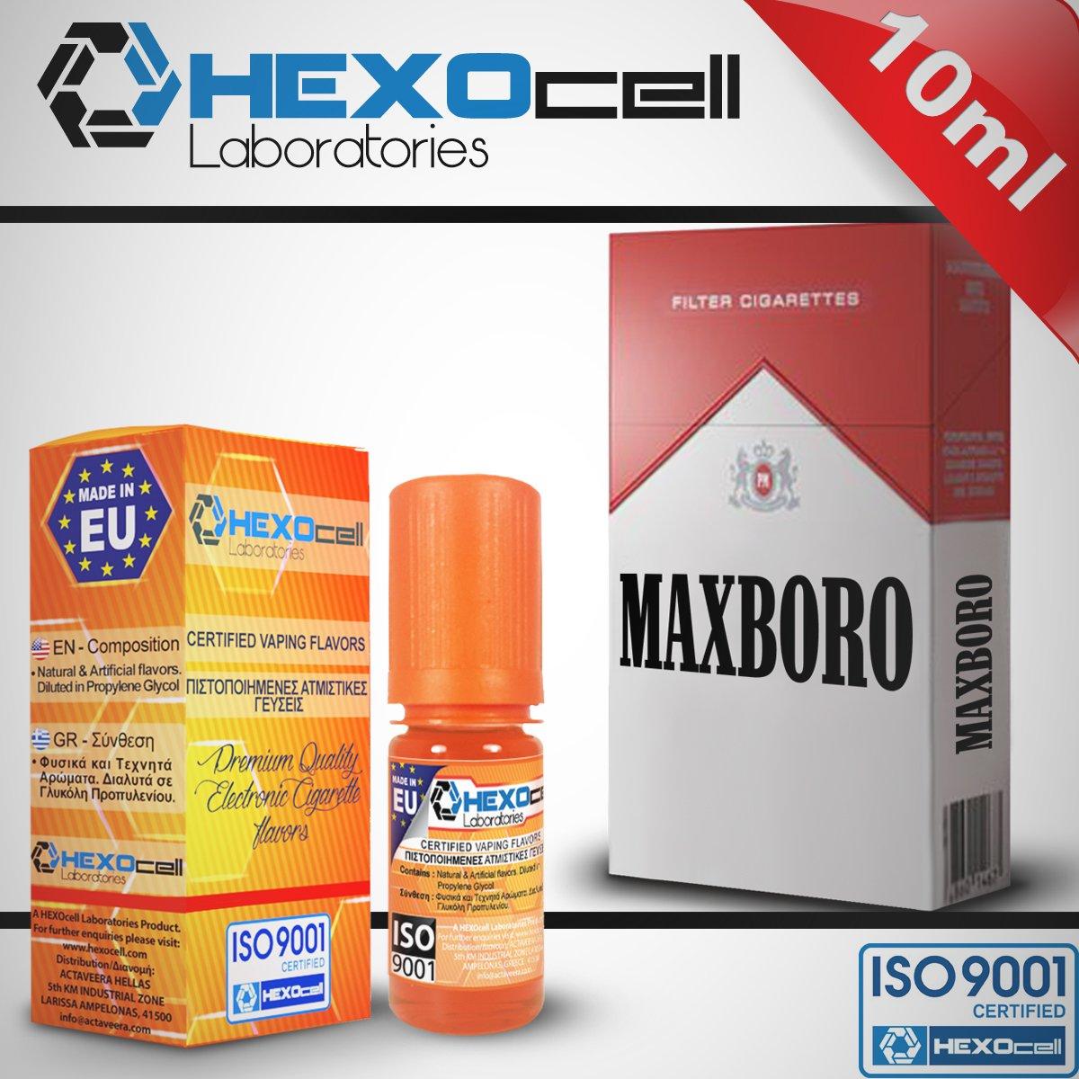 D.I.Y. - ΑΡΩΜΑ - HEXOCELL 10ML - MAXBORO (ΚΑΠΝΟΣ & ΝΟΤΕΣ ΜΕΛΙΟΥ) - 3%