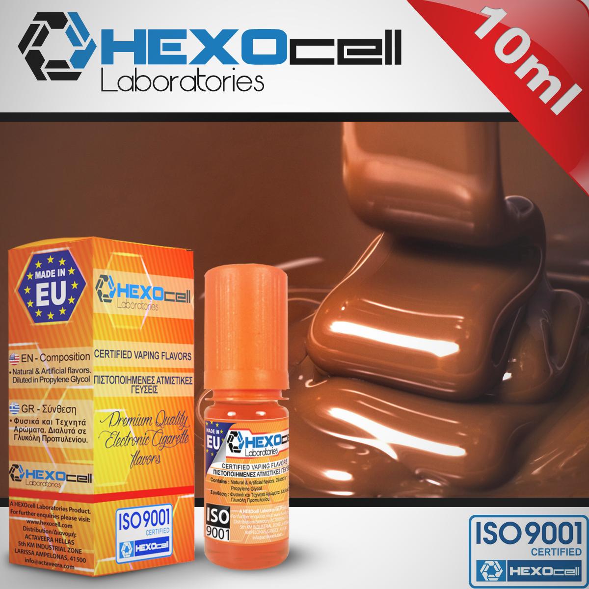 D.I.Y. - ΑΡΩΜΑ - HEXOCELL 10ML - MILKY CHOCOLATE (ΣΟΚΟΛΑΤΑ ΓΑΛΑΚΤΟΣ) - 10%