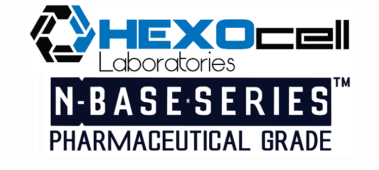 D.I.Y. - 1000ml HEXOcell eLiquid Base (50% PG, 50% VG, 32mg/ml Nicotine)