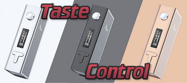 KIT - IJOY Asolo 200W TC Box Mod with Flavor Mode ( Black )