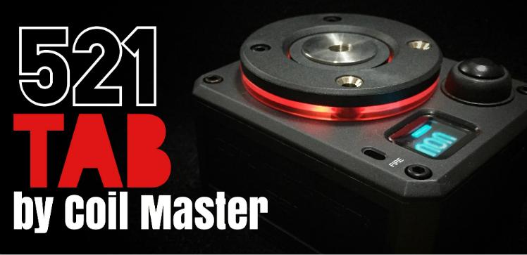ΑΞΕΣΟΥΆΡ / ΔΙΆΦΟΡΑ - Coil Master 521 Tab Professional Ohm Meter