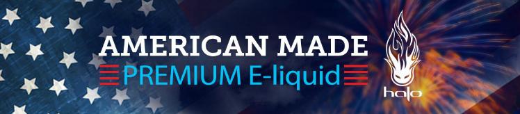 30ml BLACK CALICO 12mg eLiquid (With Nicotine, Medium) - eLiquid by Halo