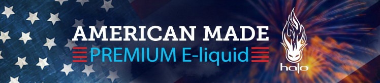 30ml FREEDOM JUICE 12mg eLiquid (With Nicotine, Medium) - eLiquid by Halo