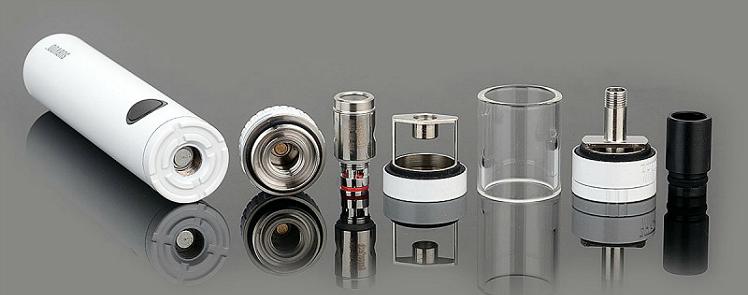 KIT - Kanger SUBVOD Sub Ohm Starter Kit ( Stainless )