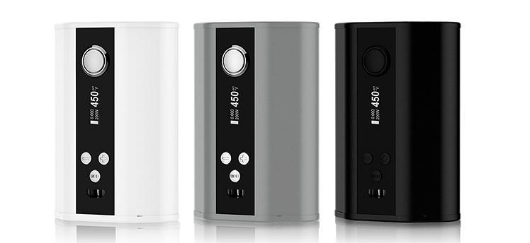 KIT - Eleaf iStick 200W TC Box Mod ( White )