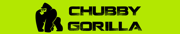 ΑΞΕΣΟΥΑΡ - ΠΛΑΣΤΙΚΟ ΜΠΟΥΚΑΛΑΚΙ CHUBBY GORILLA 30ML -UNICORN- ( BLACK )