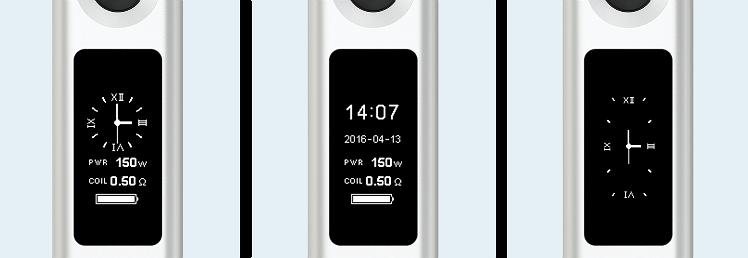 KIT - JOYETECH eVic VTC Dual Express Kit ( White )