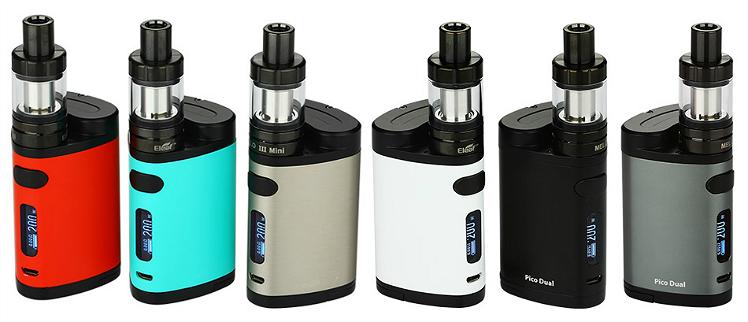 KIT - Eleaf Pico Dual Full Kit ( Green )