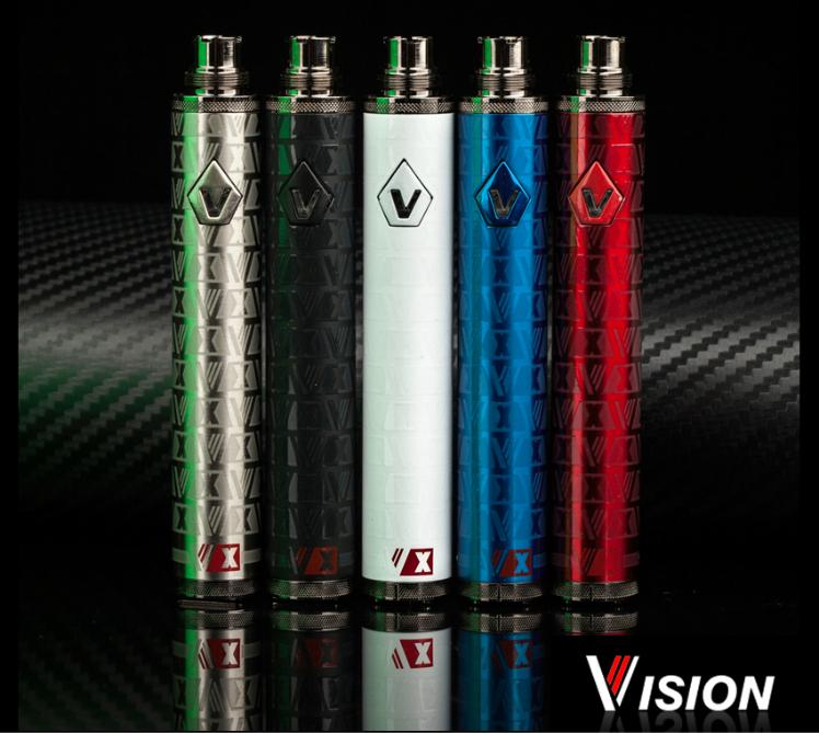 ΜΠΑΤΑΡΙΑ - Vision Spinner II 850mA ( RED )