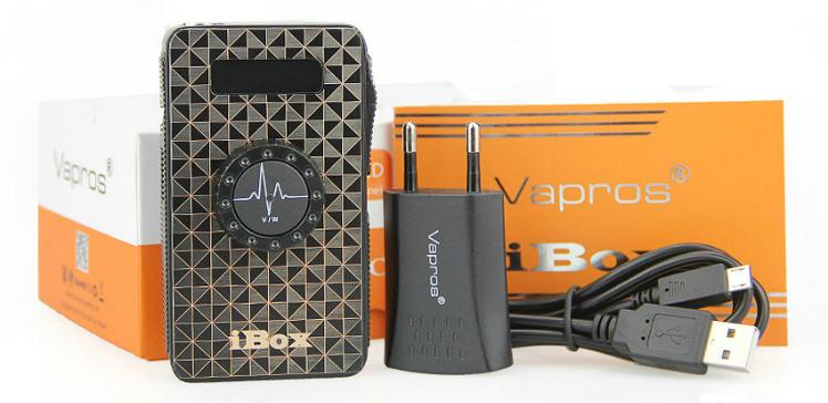 ΚΑΣΕΤΙΝΑ - VAPROS MOD iBOX 3-25W (BLACK)