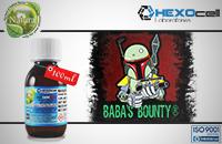 100ml BABA'S BOUNTY 9mg eLiquid (With Nicotine, Medium) - Natura eLiquid by HEXOcell εικόνα 1