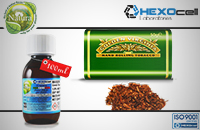 100ml VIRGINIA 18mg eLiquid (With Nicotine, Strong) - Natura eLiquid by HEXOcell εικόνα 1