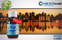 100ml MANHATTAN 18mg eLiquid (With Nicotine, Strong) - Natura eLiquid by HEXOcell εικόνα 1