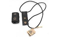 ΑΞΕΣΟΥΆΡ / ΔΙΆΦΟΡΑ - Argo iStick 10W Leather Carry Case with Lanyard ( Black ) εικόνα 3