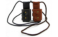 ΑΞΕΣΟΥΆΡ / ΔΙΆΦΟΡΑ - Argo iStick 10W Leather Carry Case with Lanyard ( Black ) εικόνα 1