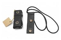 ΑΞΕΣΟΥΆΡ / ΔΙΆΦΟΡΑ - Argo iStick 20W/30W Leather Carry Case with Lanyard ( Black ) εικόνα 3