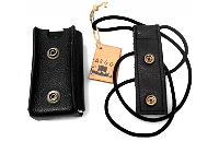 ΑΞΕΣΟΥΆΡ / ΔΙΆΦΟΡΑ - Argo iStick 50W Leather Carry Case with Lanyard ( Black ) εικόνα 2