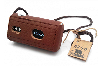 ΑΞΕΣΟΥΆΡ / ΔΙΆΦΟΡΑ - Argo iStick 50W Leather Carry Case with Lanyard ( Brown ) εικόνα 2