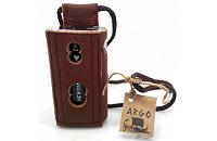 ΑΞΕΣΟΥΆΡ / ΔΙΆΦΟΡΑ - Argo iStick 50W Leather Carry Case with Lanyard ( Brown ) εικόνα 1