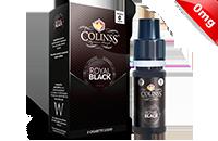 10ml ROYAL BLACK 0mg eLiquid (555 Tobacco) - eLiquid by Colins's εικόνα 1