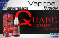 30ml QUAKE 18mg eLiquid (With Nicotine, Strong) - eLiquid by Vapros/Vision εικόνα 1